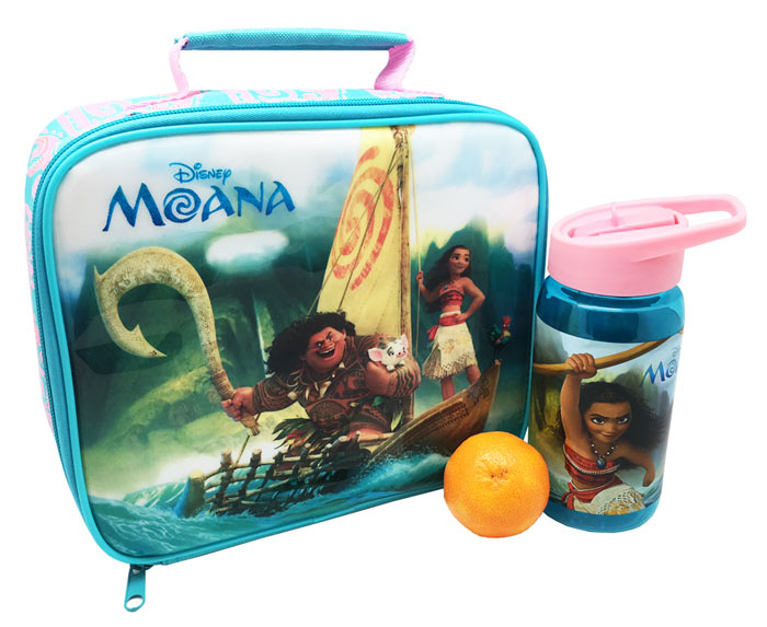 Disney Moana Lunch Bag and Bottle