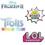 Disney Trolls World Tour