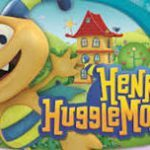 "Henry Hugglemonster – more ""Roarsome"" products from DNC!"