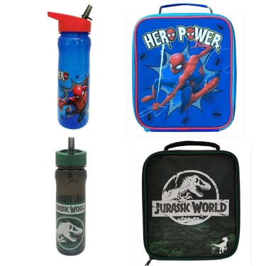 Jurassic World Lunchbag