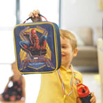 SpiderMan LuchBags and Bottles