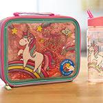 Unicorn Slime Bag Lunch Bag