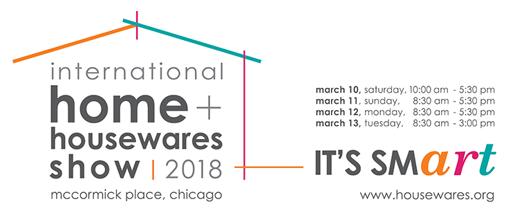 Chicago Housewares Show 2018